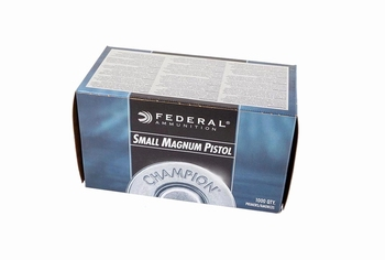 Federal Primer Small Pistol Magnum .200 Box 100Pcs