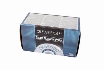 Federal Primer Small Pistol Magnum .200 Box 100Pcs