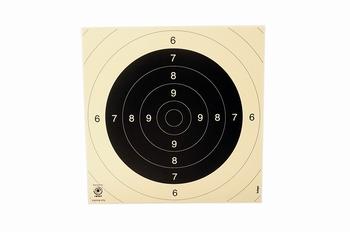 Kruger Target 26x26cm 250 pieces