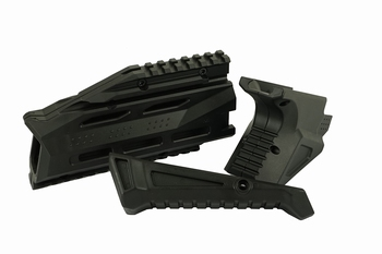 ASG Evo ATEK Complete Kit For Hicap