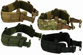 Shadow Elite Combat Belts