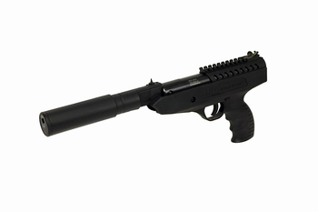 BO Manufacture Langley Silencer Air Pistol 5,5mm