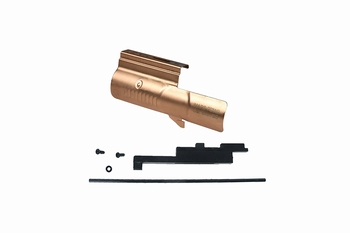 ICS PDW9 Decorated Bolt Cover Sets-Rose Gold