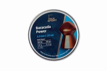 H&N Baracuda Power 5,5mm / .22 cal.