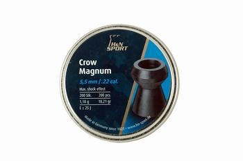 H&N Crow Magnum 5,5mm / .22 cal.