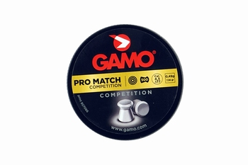 Gamo Pro Match 4,5mm / .177 cal.