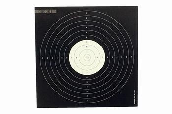 Kruger for Vissually Impaired Targets 17x17cm