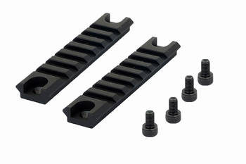 Ares G36 Side Rail System