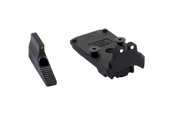 Action Army AAP-01 Steel RMR Adapter & Front Sight Set