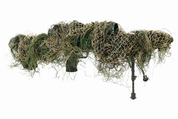 Fosco Sniper rifle cover (Woodland)