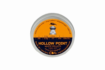 Coal Hollow Point 500 WP 4,5mm