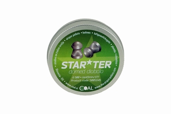 Coal Starter Domed 500 4,5mm