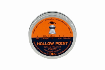 Coal Hollow Point 250 WP 5,5mm