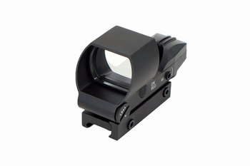 U-13 Tactical 4 Reticle Red Dot Sunshade