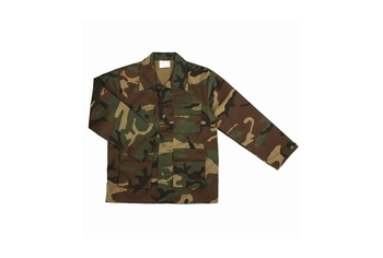 Fostex Camo Shirt (US Woodland)