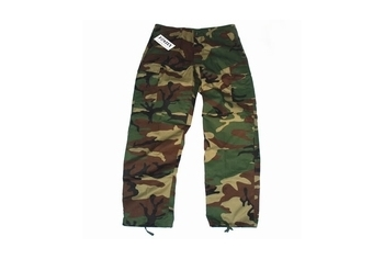 Fostex Camo Pants (US Woodland)