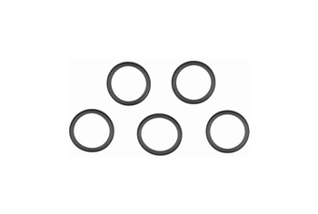Ultimate serie piston head O-ring hollow 5 pcs