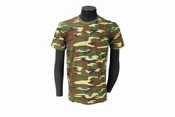 Fostex camouflage t-shirt