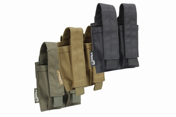 Viper Double Pistol Mag Pouch