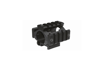 ICS Flashlight Adaptor Black