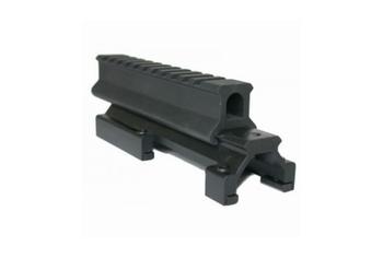 ICS Tactical Rail Set (MP5) Black
