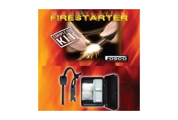 Fosco firestarter (complete kit)