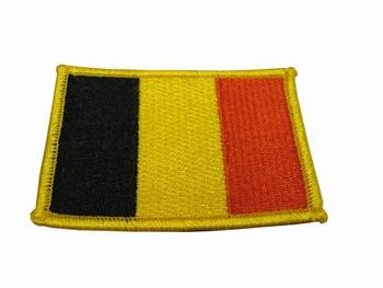 Belgium Logo iron on