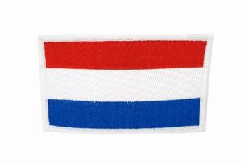 Dutch Logo iron on (big)
