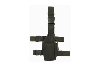 MFH adjustable leg holster right olive drab