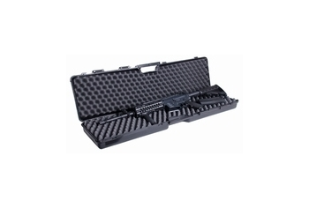 Rifle Case with Foam (hardend plastic) 98cm