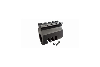ICS CQB Front Sight Base Black