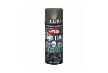 KRYLON Camouflage paint Color: Olive Drab
