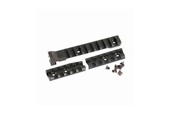 ICS Tactical Rail for CXP Lower Handguard Black