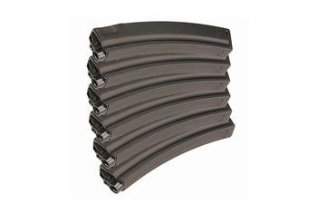 ICS MX5 230 Rounds Metal Magazine (6 pcs)