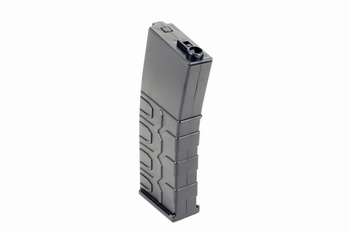 ICS T4 Tactical Magazine Low-Cap Black