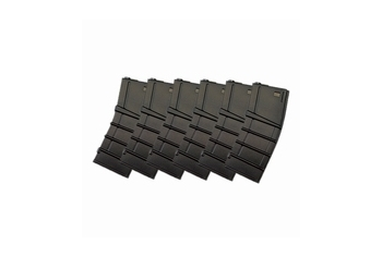 ICS C7 Low-Cap Magazine (6 pcs) Black
