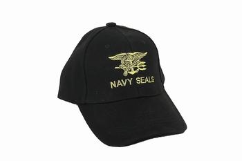 Navy seal pet zwart