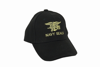 Navy Seal Cap Black