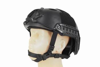Emerson fast Helm Zwart