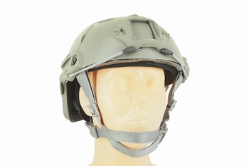 Emerson Fast Helm Green