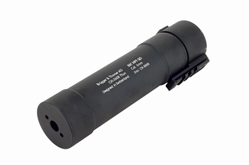 B&T MP9 QD Barrel Extension Tube